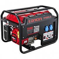 Бензиновый генератор Loncin LC 3500-AS, КОД: 1247523