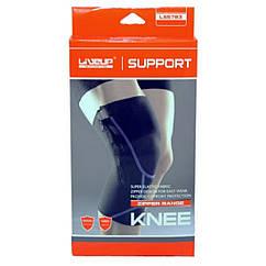 Фиксатор колена LiveUp Knee Support S M Black LS5783-SM, КОД: 1827164