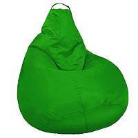 Крісло мішок SOFTLAND Груша XXL 130х100 см Зелений SFLD48, КОД: 1310512