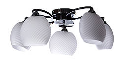 Люстра потолочная на 5 плафонов Sunlight ST1409 Белый WXS6695, КОД: 1326930