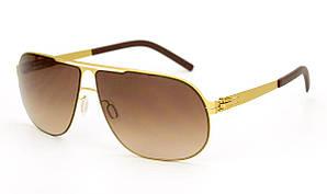 Солнцезащитные очки Ic! Berlin Saintemaxime sun gold