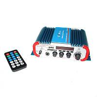 Усилитель звука стерео с пультом UKC CM 2042U 008342, КОД: 1752827