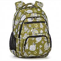 Рюкзак школьный Dolly-547 Горчичный, КОД: 1861397