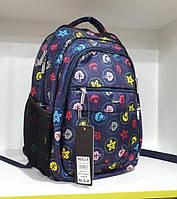 Рюкзак школьный Dolly-532 Синий, КОД: 1861430