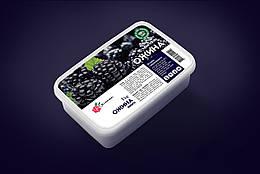 Натуральне заморожене пюре ожини YaGurman 1кг YG007, КОД: 1850929
