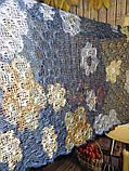 Шарф из ангорской шерсти, фото 5