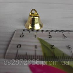 Колокольчики золотой 15 мм