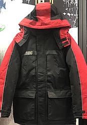 Зимняя подростковая куртка для мальчика 170
