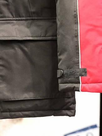 Зимняя подростковая куртка для мальчика 170, фото 2