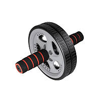 Колесо для преса Power System Power Ab Wheel PS-4006 PS-4006Grey-Black, КОД: 977539