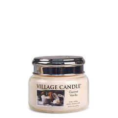 Свеча Village Candle Кокос и ваниль 262г время горения до 55 часов, КОД: 2453206