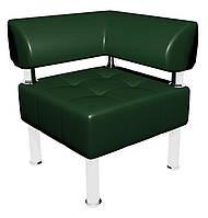 Офисный диван Sentenzo Тонус Темно-зеленый 142361257224, КОД: 1556529