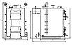 Altep Trio 125 кВт эффективный промышленный котел мощные турбины с европейскими микропроцессорами, фото 4