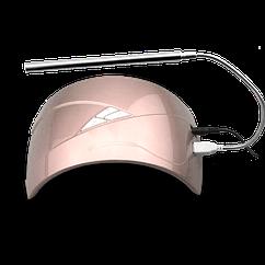 Манікюрна лампа для полімеризації нігтів SUN 668 48W + освітлення Світло-рожевий, КОД: 1160231