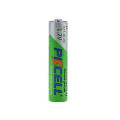 Акумулятор Pkcell Ni-MH AAA 850 мАч AJPLC04, КОД: 1537382