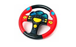 Дитячий інтерактивний руль Joy Toy ndjka7044, КОД: 1471786