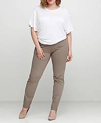Жіночі брюки Gerry Webber 42R Бежевий GW-9-001, КОД: 1207921