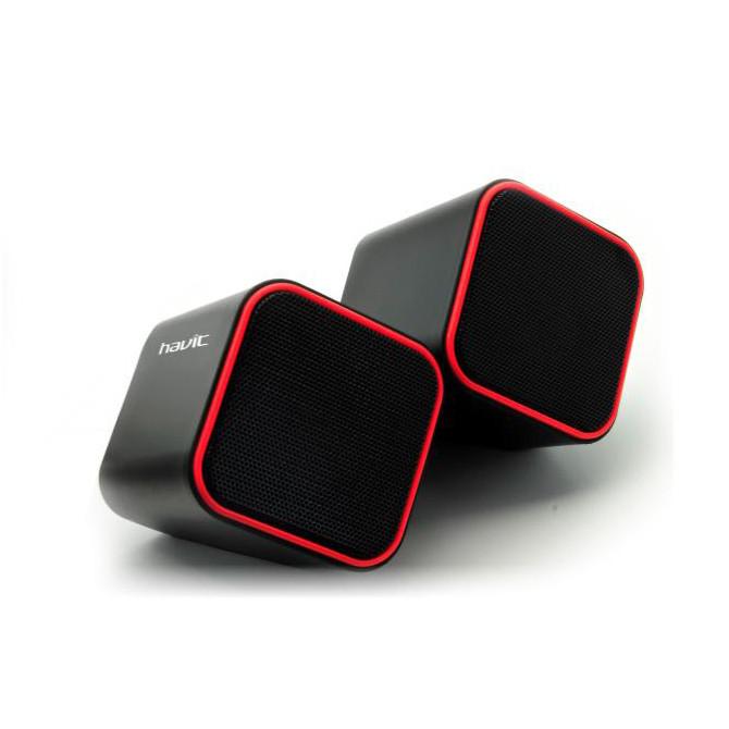 Колонки комп'ютерні Havit HV-SK473 Black/Red