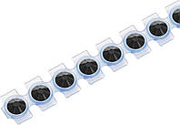 Кристаллы Сваровски Swarovski Elements Knorr Prandell для текстиля на ленте SS10 2.8 мм Оникс 21, КОД: