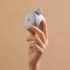 Портативная акустика Baseus Q E06 Zodiac Bluetooth Мышка Светло-серая (NGE06-0G), фото 3