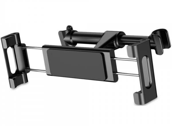 Автодержатель для планшета Baseus Back Seat Car Mount Holder Черный (SUHZ-01)