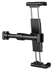 Автодержатель для планшета Baseus Back Seat Car Mount Holder Черный (SUHZ-01), фото 3