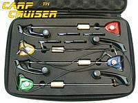 Набор электронных свингеров СС20-4 с подключением к электронным сигнализаторам поклевки
