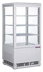 Витрина холодильная настольная COOLEQ CW-70