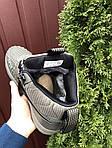 Мужские зимние кроссовки Nike Lunar Force 1 Duckboot (темно-зеленые) 10085, фото 7