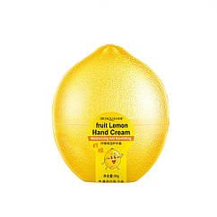 Крем-молочко для рук зволожуючий BIOAQUA Hand Milk Лимон відбілюючий 4560-13408, КОД: 1847637