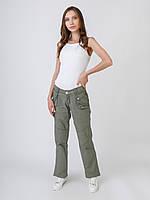 Джинсы женские LS Jeans 26 Хаки 603, КОД: 1927070