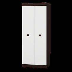 Шкаф для вещей 800 Соната Эверест Венге с белым psgUK-6415014, КОД: 1475777