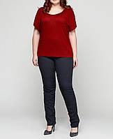 Женские штаны Gerry Weber 38R Темно-синий GW-4-007, КОД: 1856249