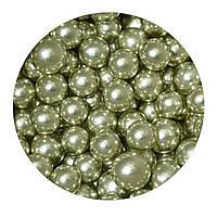 """Посыпка """"Серебряные шарики (10-14 мм.)"""", 50 гр."""
