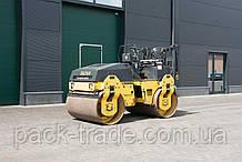 Дорожній дизельний коток BOMAG BW138AD 2003 р. інв. 2306