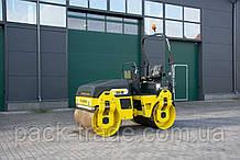 Дизельний коток BOMAG BW135AD 2007 р. інв. 2348