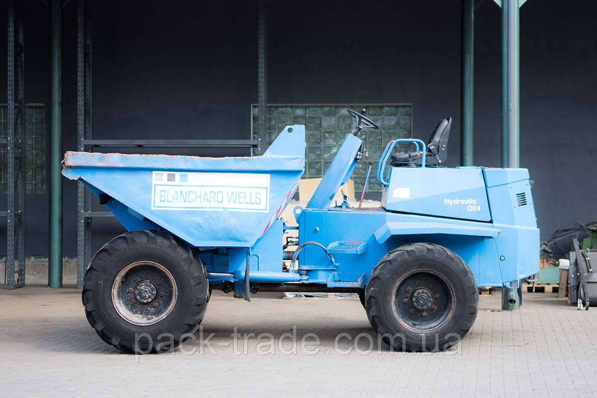 Міні-самоскид Thwaites 6 tonn Dumper 2003 р. інв. 628
