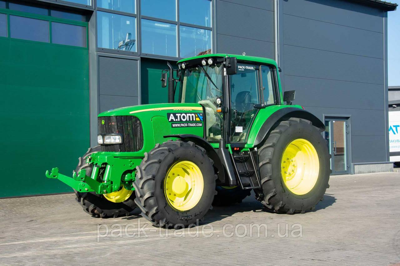 Трактор John Deere 6920S 2004 г. инв. 0857