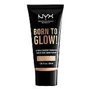 Тональная основа NYX Born to Glow Naturally Radiant Foundation №04 (Light ivory) 30 мл