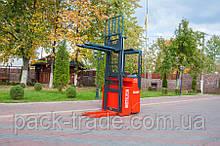 Электрический ричтрак Linde L 12 R 2003 г. инв. 756