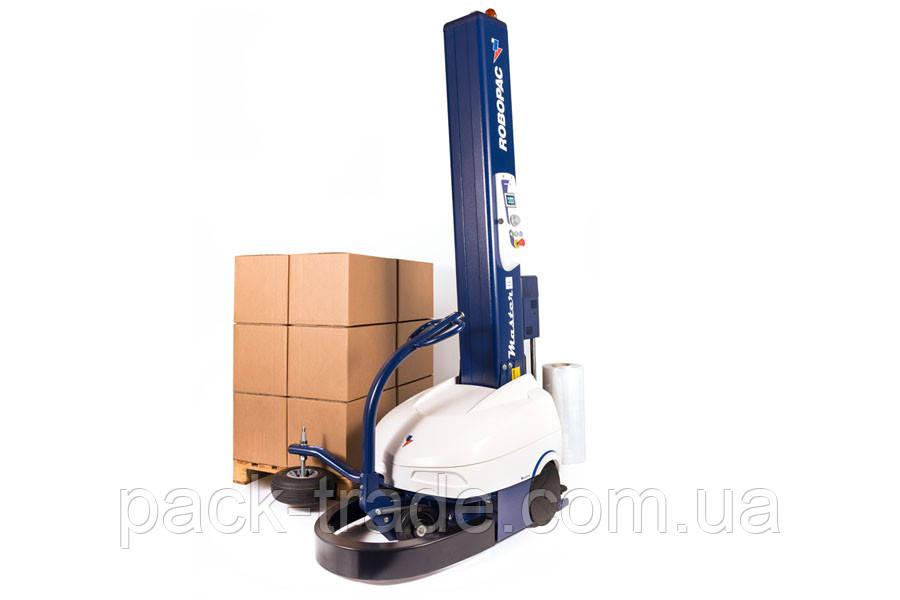 Паллетоупаковщик самоходный Robopac Robot Master Plus инв. 1000088