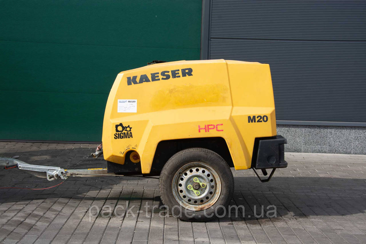 Компрессор KEASER M20  инв. 2379