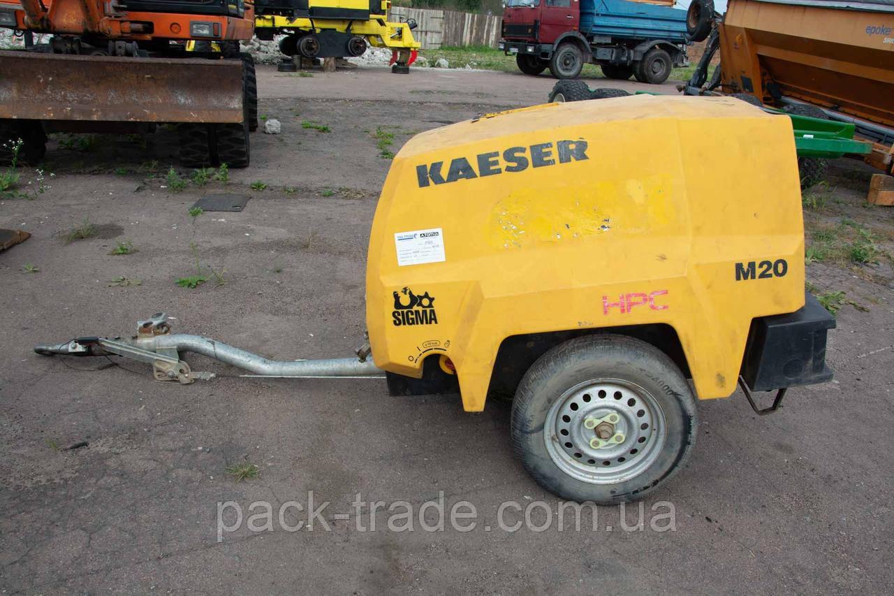 Компрессор KEASER M20  инв. 2383