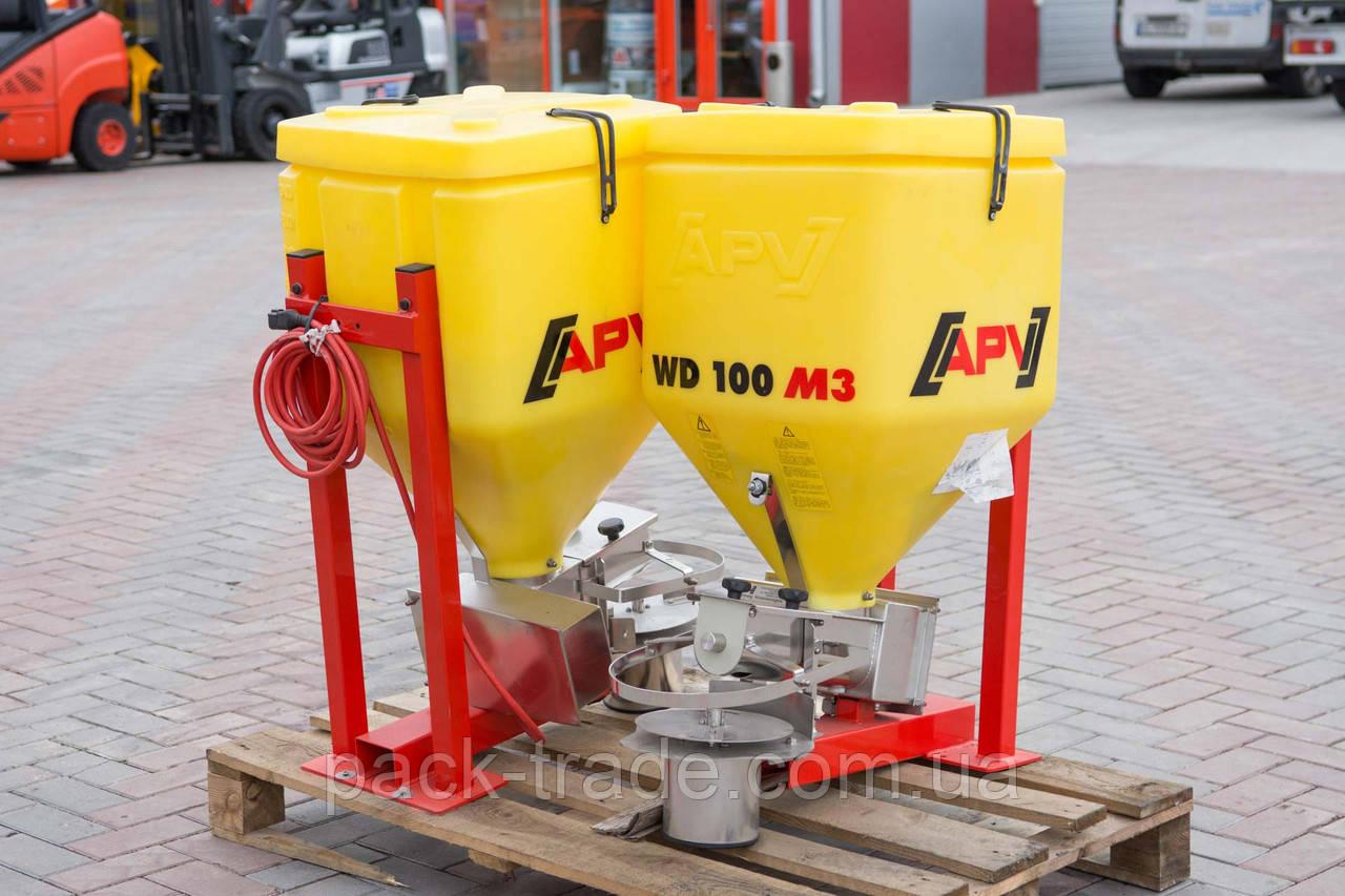 Разбрасыватель соли APV WD 100 M3