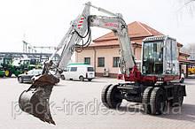 Экскаватор Takeuchi TB175W 2007 г. инв. 1124