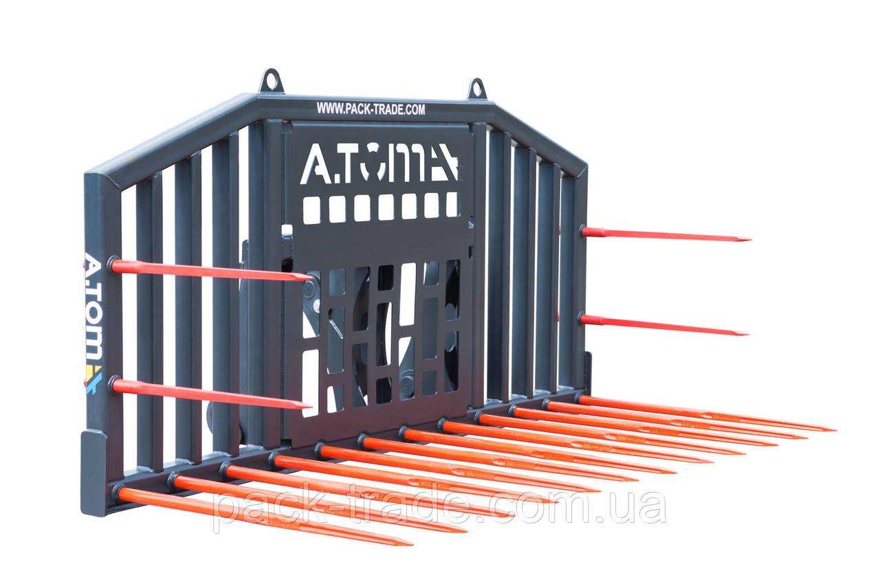 Силосные вилы для телескопических погрузчиков ТМ «А.ТОМ» инв. 1000262
