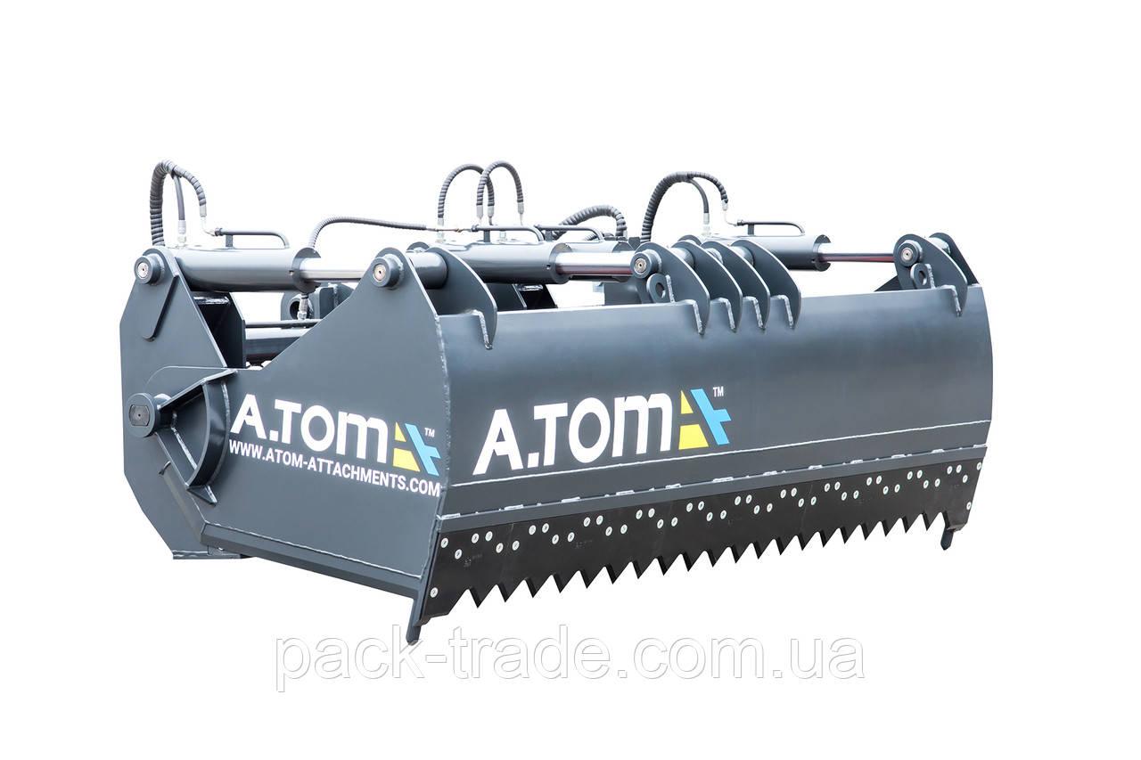 Резак для силоса А.ТОМ (АТОМ) 4-х цилиндровый 1,6 м³