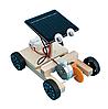 Машинка конструктор с солнечной панелью.