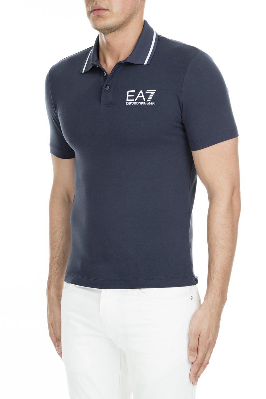 Поло Emporio Armani EA7. Розмір M (ORIGINAL)