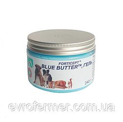 Гель ранозаживляющий для животных Blue butter gel